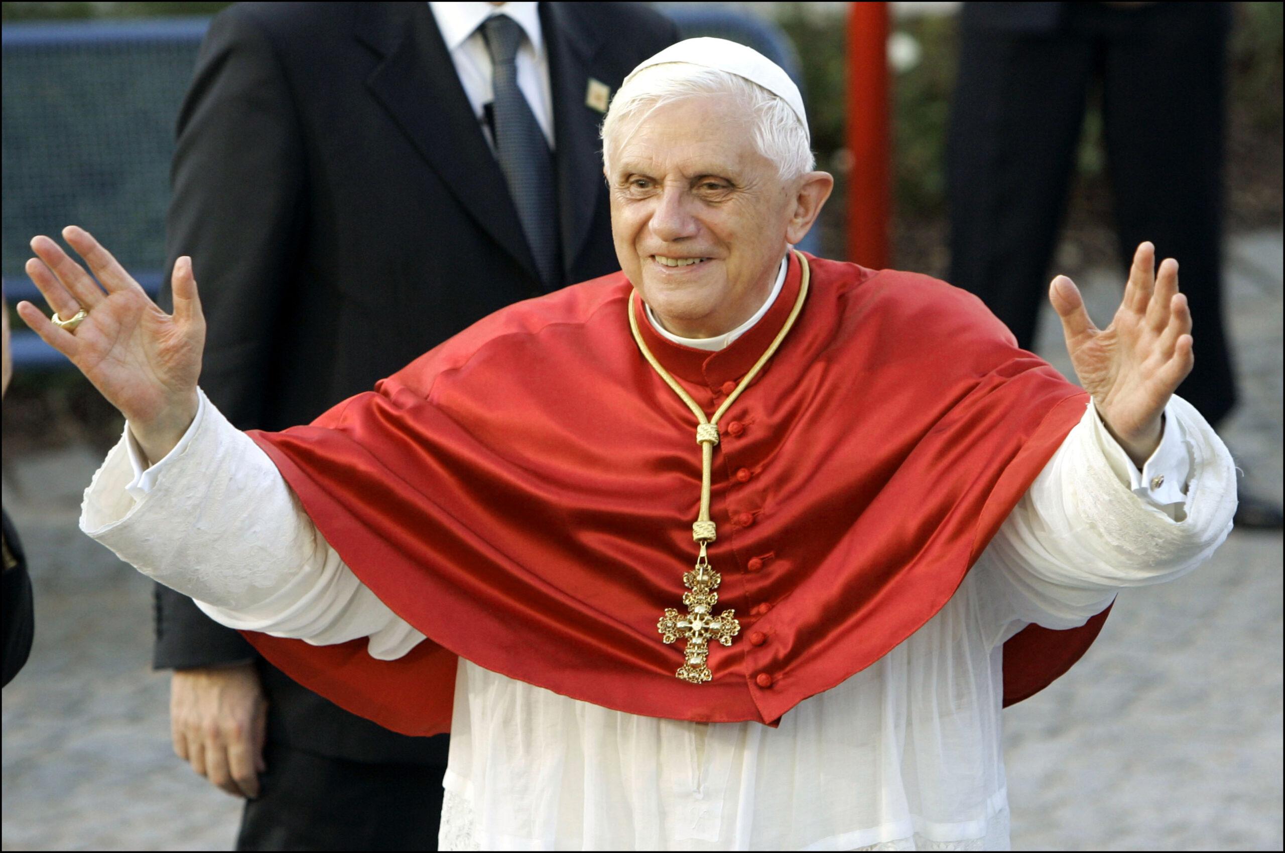 Benedicto, ¿el último Papa de Occidente?