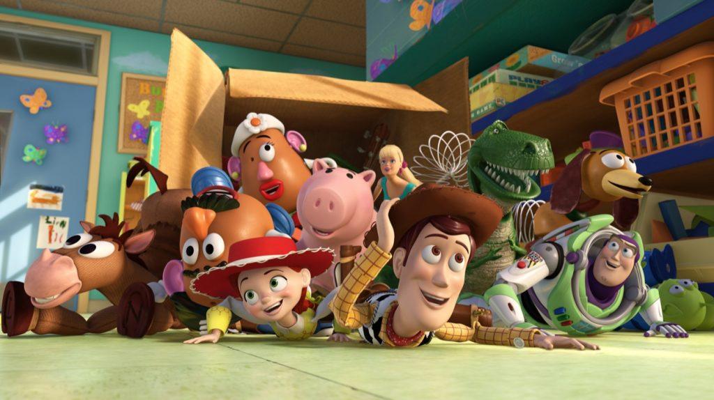 Pixar, una fábrica de obras maestras
