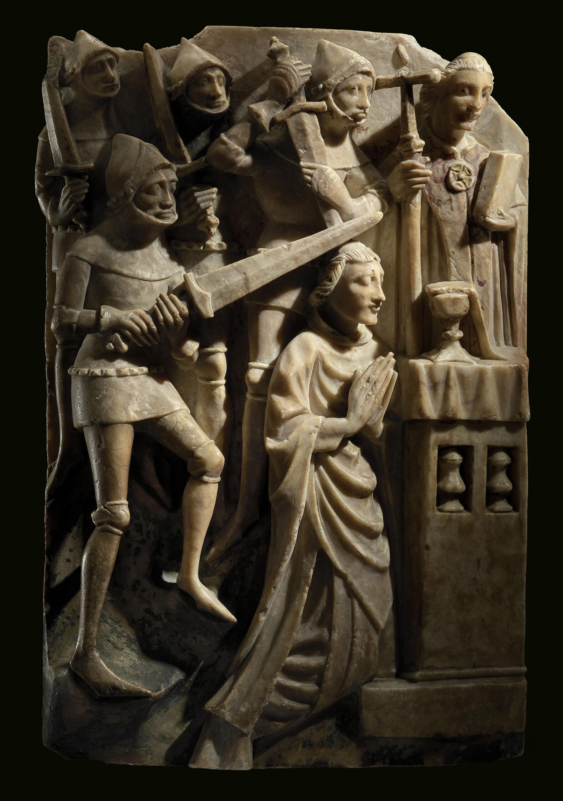 La memoria imborrable de santo Tomás Becket