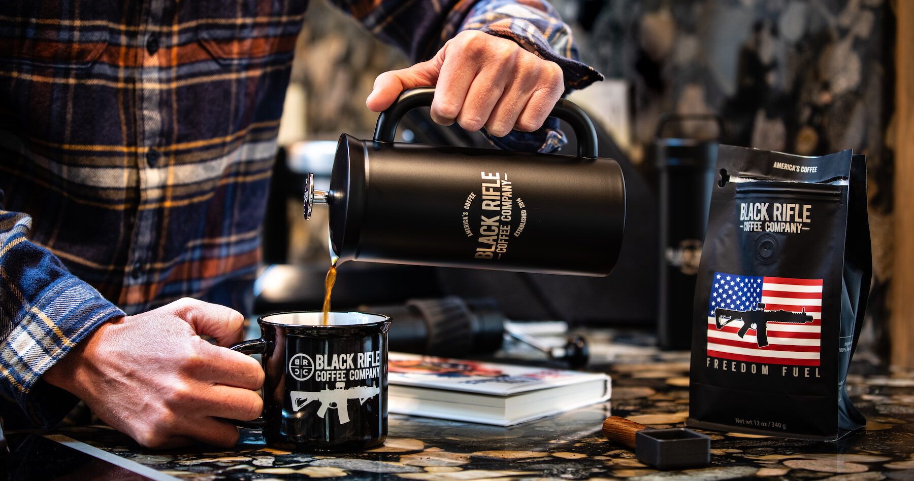 Black Rifle Coffee Company: el Starbucks conservador
