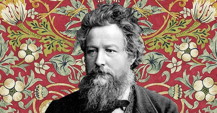 William Morris: icono del buen arte
